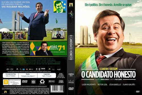 O Candidato Honesto Torrent - BluRay Rip 720p Nacional