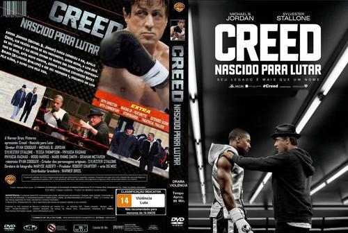 Creed: Nascido Para Lutar Torrent - BluRay Rip 720p e 1080p Dual Áudio 5.1 (2015)