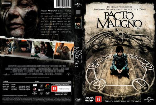 Pacto Maligno Torrent - WEB-DL 1080p Dual Áudio 5.1