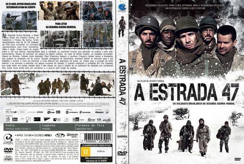 A Estrada 47 Torrent - BluRay Rip 720p | 1080p Dual Áudio 5.1