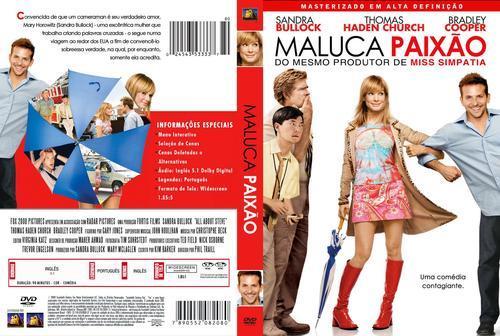 Maluca Paixão Torrent - BluRay Rip 720p Dublado 5.1
