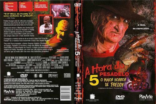 A Hora do Pesadelo 5 - O Maior Horror de Freddy Torrent – BluRay Rip 1080p Dublado (1989)