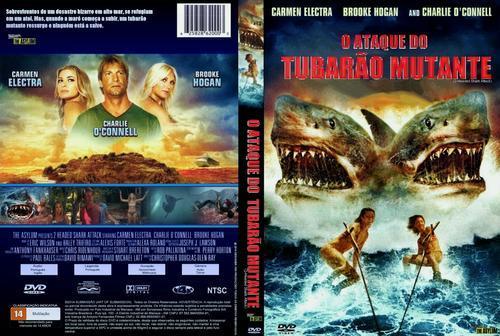 O Ataque do Tubarão Mutante Torrent - BluRay Rip 1080p Dual Audio