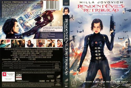 Resident Evil 5: Retribuição Torrent – BluRay Rip 720p Dublado (2012)