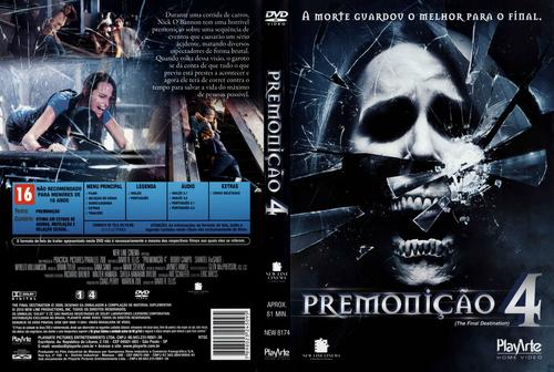 Premonição 4 Torrent - BluRay Rip 1080p Dublado