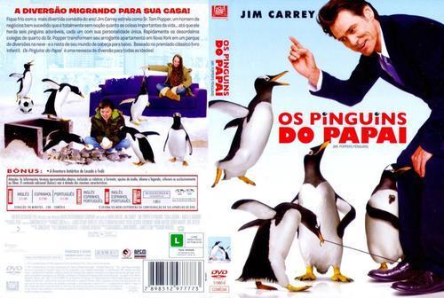 Os Pinguins do Papai Torrent - BluRay Rip 720p e 1080p Dublado 5.1 (2011)