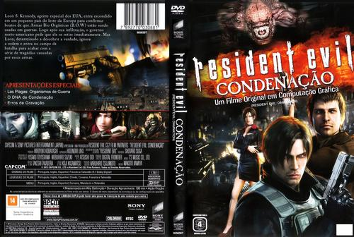 Resident Evil: Condenação Torrent - BluRay