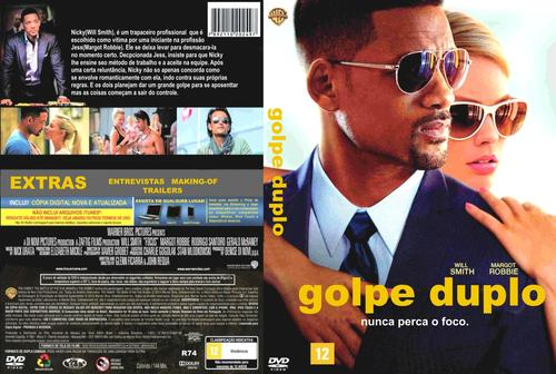 Golpe Duplo Torrent - BluRay Rip 720p | 1080p Dublado 5.1