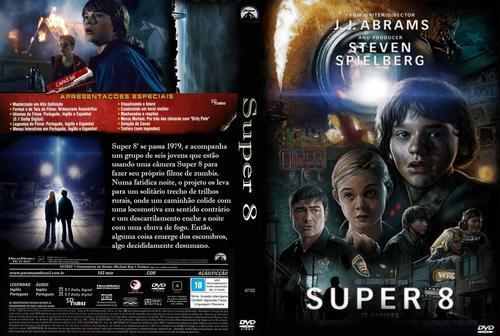 Super 8 Torrent - BluRay Rip 720p Dublado (2011)