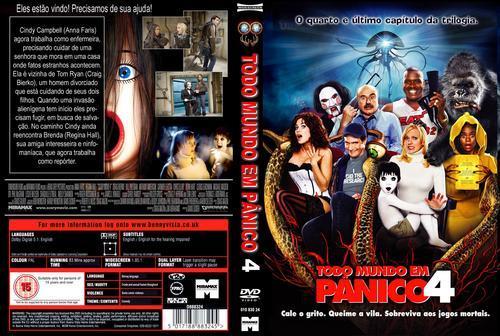 Todo Mundo em Pânico 4 Torrent - BluRay Rip 720p Dublado (2003)