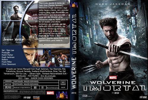 wolverine imortal dublado 720p