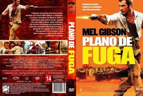 Plano de Fuga Torrent - BluRay Rip 720p | 1080p Dual Áudio 5.1