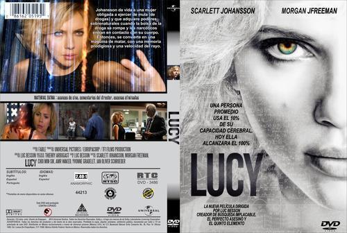 Lucy Torrent - BluRay Rip 720p e 1080p Dual Áudio 5.1 (2014)