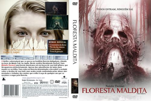 Floresta Maldita Torrent - BluRay Rip 720p e 1080p Dual Áudio 5.1 (2016)