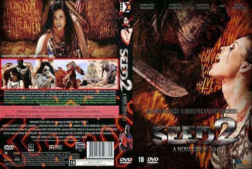 Seed 2: A Nova Geração Torrent – BluRay Rip 720p Dublado (2014)