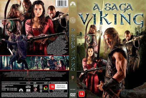 A Saga Viking Torrent - BluRay Rip 720p | 1080p Dublado 5.1