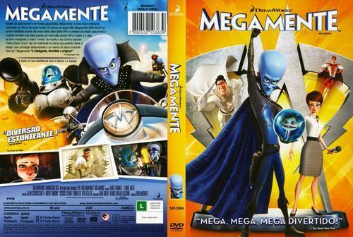 Megamente Torrent - BluRay Rip 720p Dublado (2010)