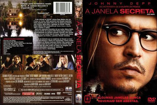 A Janela Secreta Torrent - BluRay Rip 1080p Dublado