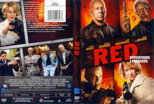 RED - Aposentados e Perigosos Torrent - BluRay Rip 1080p Dublado