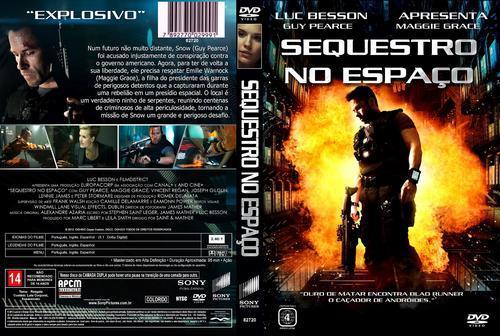 Sequestro no Espaço Torrent - BluRay Rip 720p | 1080p Dual Áudio 5.1