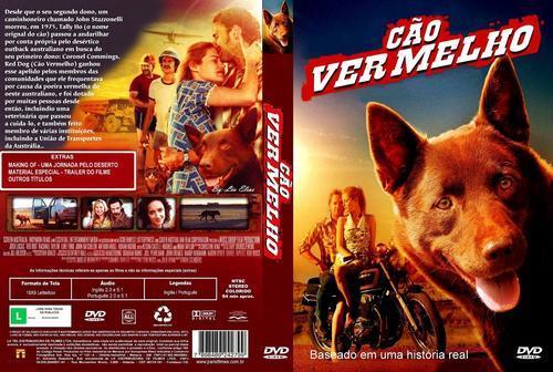 Cão Vermelho Torrent - BluRay Rip 720p Dublado