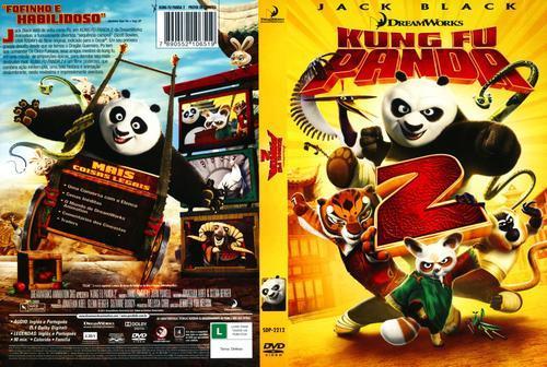 Kung Fu Panda 2 Torrent - BluRay Rip 720p Dublado (2011)