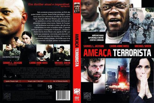 Ameaça Terrorista Torrent - BluRay Rip 1080p Dublado 5.1