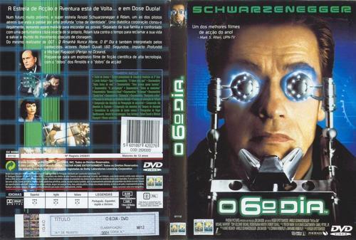 O 6º Dia Torrent - BluRay Rip 720p Dual Áudio (2000)