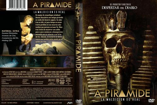 A Pirâmide Torrent - BluRay Rip 720p e 1080p Dublado 5.1 (2015)