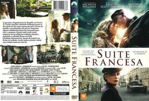 Suíte Francesa Torrent - BluRay Rip 720p e 1080p Dual Áudio 5.1 (2014)