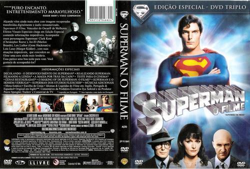 Superman: O Filme Torrent - BluRay Rip 1080p Dual Áudio (1978) width=