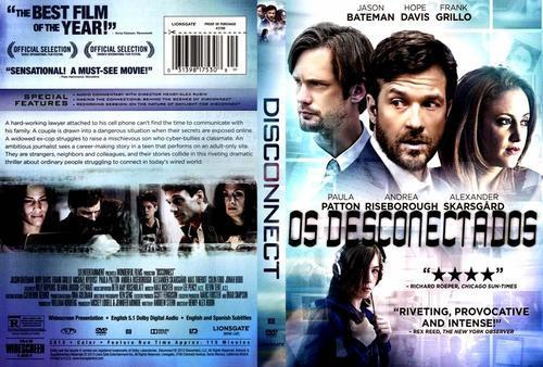 Os Desconectados Torrent - BluRay Rip 1080p Dual Áudio