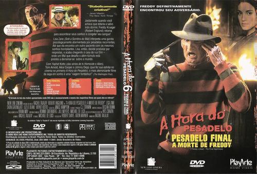 A Hora do Pesadelo 6: Pesadelo Final - A Morte de Freddy Torrent - BluRay Rip 1080p Dublado (1991)