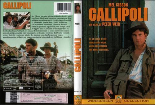 Gallipoli Torrent - BluRay Rip 720p   1080p Dual Áudio