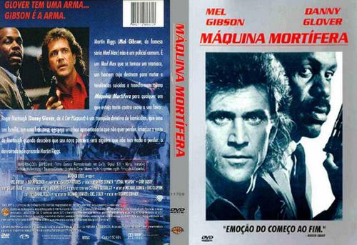 Máquina Mortífera Torrent - BluRay Rip 720p Dublado (1987)