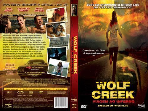 Wolf Creek : Viagem ao Inferno Torrent - BluRay Rip 720p Dual Audio