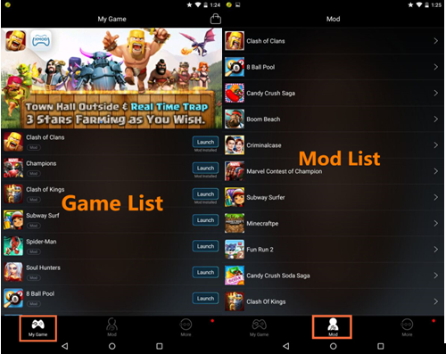 How to Use Free Xmodgames on Rooted Devices