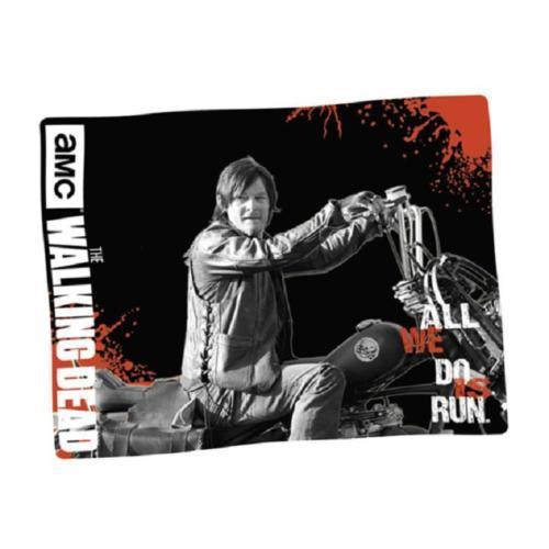 Nip The Walking Dead Zombies Daryl Dixon Motorcycle Plush