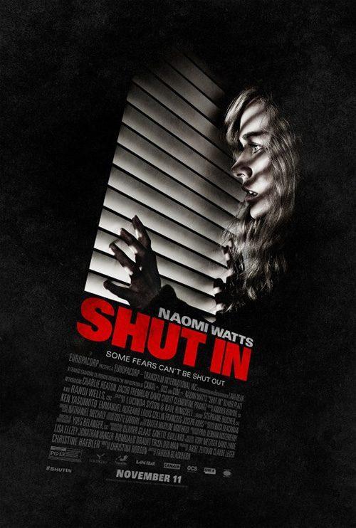 Εγκλωβισμένη (Shut in) Poster