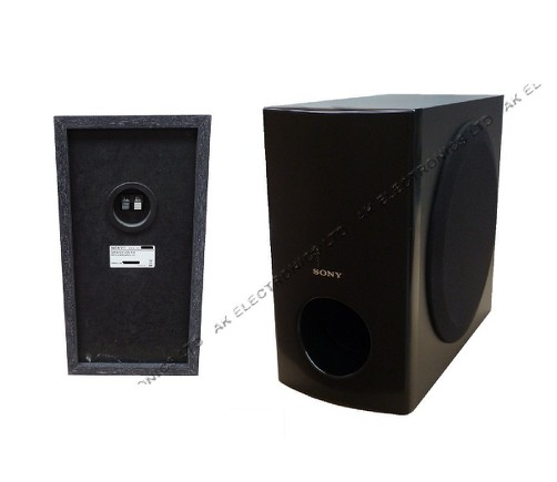 sony blu ray 3d dvd passive home cinema amplifier black sub subwoofer 250w 3ohm ebay. Black Bedroom Furniture Sets. Home Design Ideas