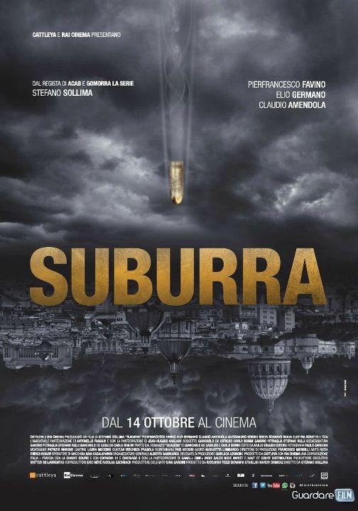 Υπόγεια Πόλη (Suburra) Poster