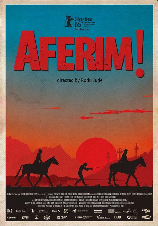 Αφερίμ! (Aferim!)  Poster