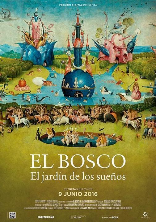 Τα μυστήρια του Ιερώνυμου Μπος (El Bosco. El jardín de los sueños) Poster