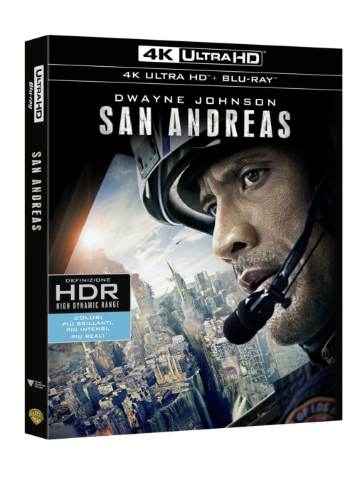 san andreas bluray ultra hd