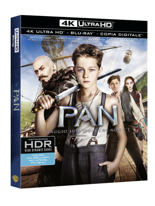 pan bluray ultra hd