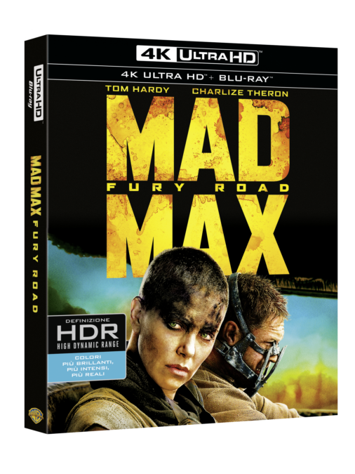 mad max fury road bluray ultra hd
