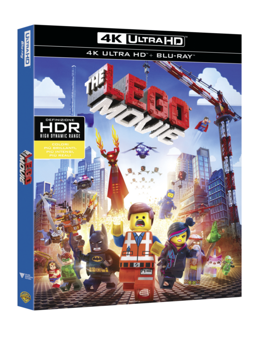 the lego movie bluray ultra hd