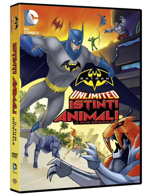 batman unlimited 1
