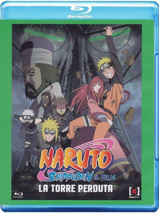Naruto shippuden il film la torre perduta