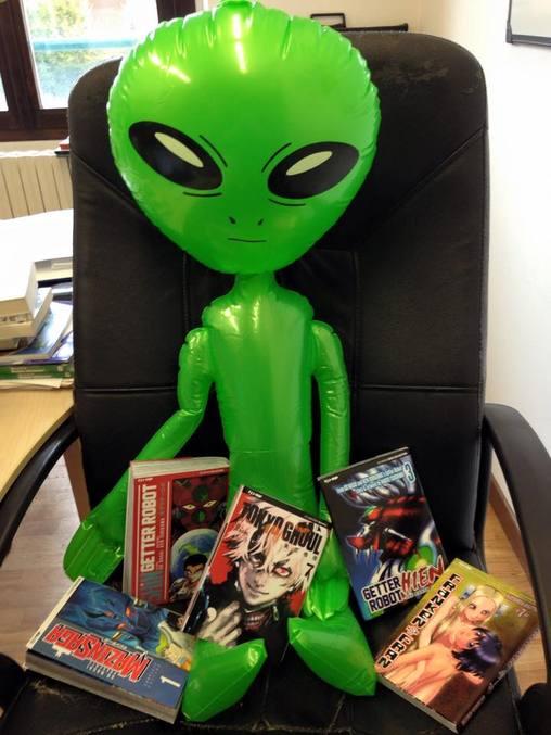 marvin l'alieno